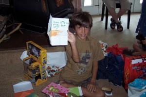 Aidan\'s Birthday